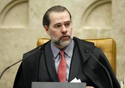 Ministro Dias Toffoli (Imagem: Internet)