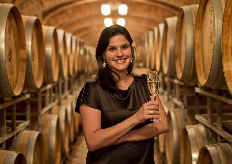 Luciana Salton, CEO do grupo Salton (Imagem: Internet - Divulgação)