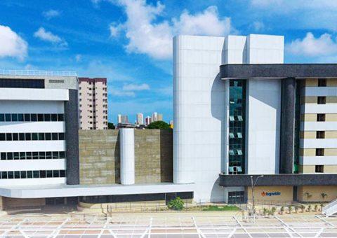 Hospital Antonio Prudente, localizado em Fortaleza, onde iniciou o Hapvida