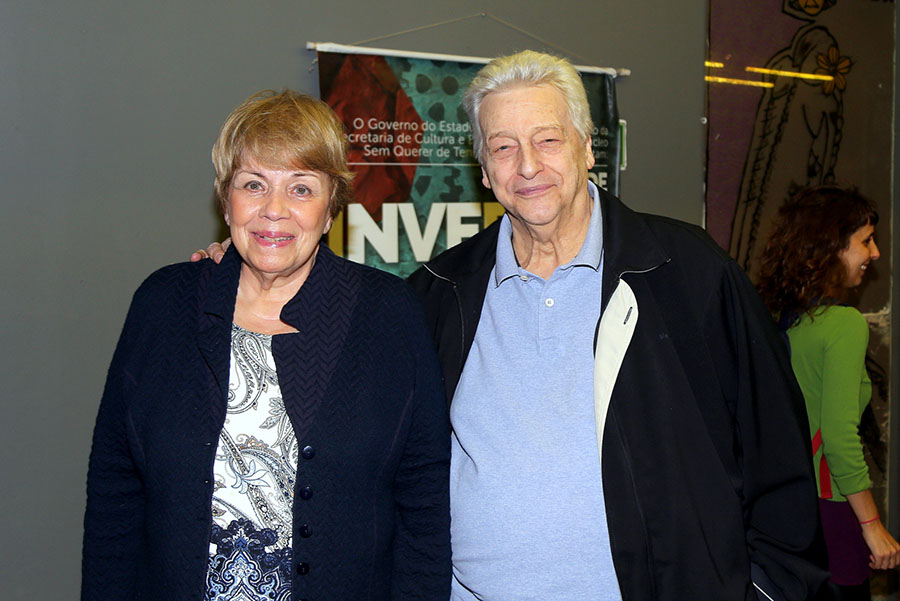 O casal global, Vera e Fúlvio Stefanini