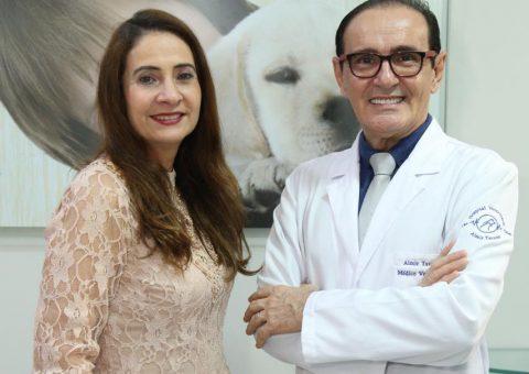 Tereza e Dr. Almir Tavares