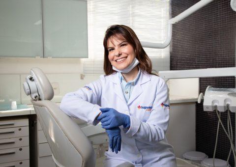 Dentista do Hapvida Rafaela Magda