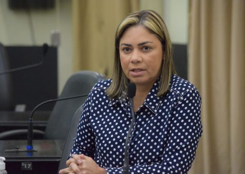Deputada estadual Flavia Cavalcante