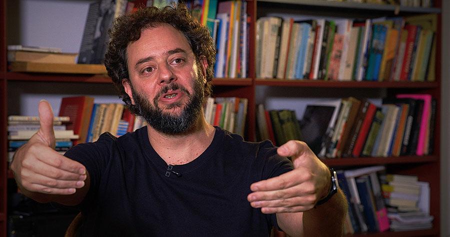 Compositor e historiador Cacá Machado (Foto: Divulgação TV Cultura)