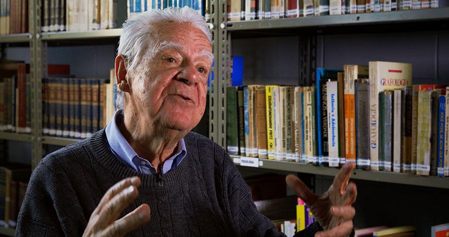 José Fernando Martins (Foto: Divulgação TV Cultura)