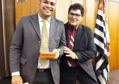 Premiação entra para a História do Brasil
