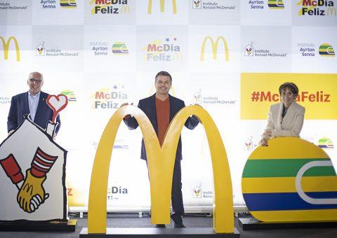 McDia Feliz 2020 será realizado em 21 de novembro