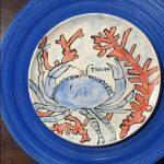 A artista plástica Teresa Kodama mostra sua arte em cerâmica