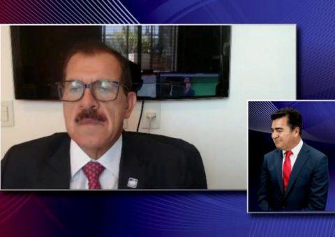 Exclusivo: TV cidadã conversa com o novo presidente do STJ