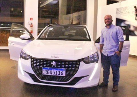 Novo Peugeot 208 repete em Alagoas o sucesso de outros estados e países