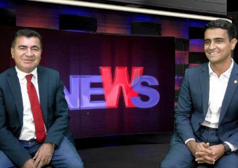 Em entrevista à TV Cidadã, prefeito JHC fala sobre projetos e expectativas para o seu mandato