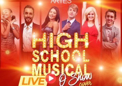 High School Musical – O Show Cover estreia em dezembro