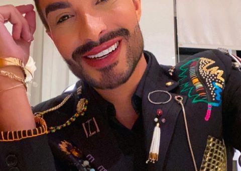 Aniversário de Vagner Oliveira vencedor do reality Model Show