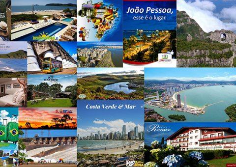Destinos inteligentes - Divulgação em parceria com o Ministério do Turismo