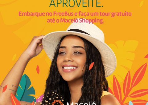Free bus do Maceió Shopping está de volta para o verão 2021