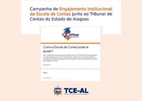 Escola de Contas cria questionário de engajamento institucional