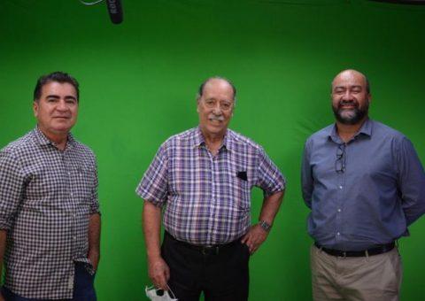 Renovação de convênio: Comunicação do TCE/AL recebe diretor de Comunicação da Câmara de Vereadores de Maceió