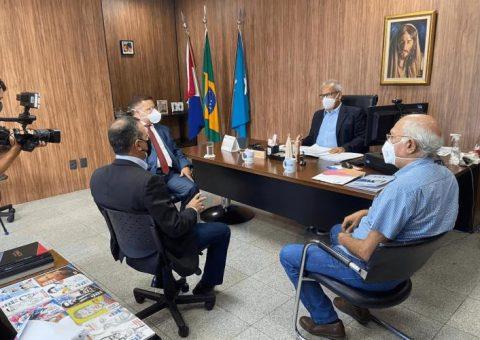 TCE discute implantação do teletrabalho nos Órgãos Públicos do Estado
