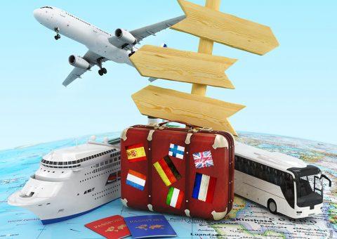 Desde 2019 vem caindo o número de turistas estrangeiros no Brasil