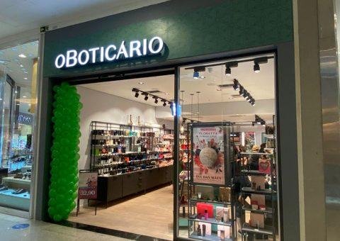 O Boticário inaugura novo formato de loja no Parque Shopping Maceió