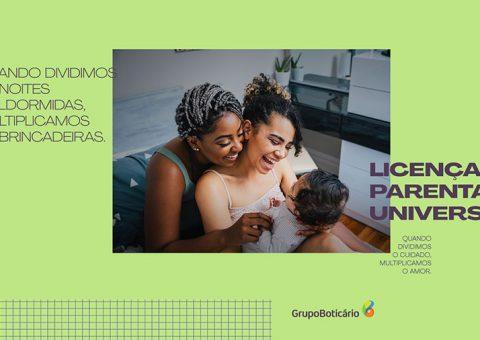 Grupo Boticário estende licença parental de 4 meses a todos 12 mil colaboradores