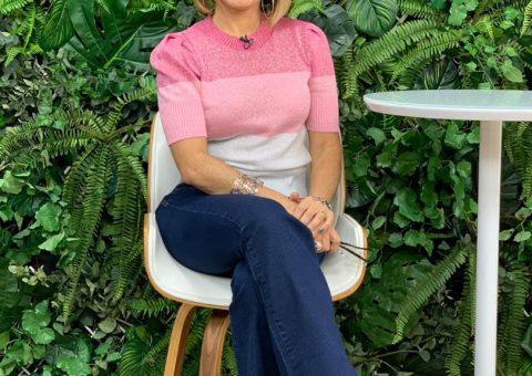 TV Ponta Verde aposta no talento de Estela Nascimento e lança o programa Agenda