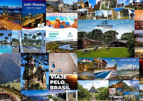 Campanha - Todo Brasil é Turismo - foi lançada em todo o País