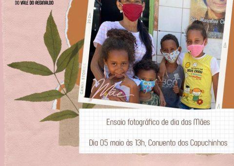 Projeto Sementes do Vale promove ação especial para levar afeto e autoestima às mães do Vale do Reginaldo