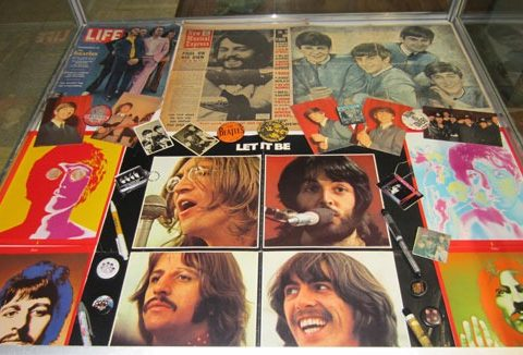 Exposição sobre os Beatles e grande promoção marcam Mês dos Pais no Parque Shopping