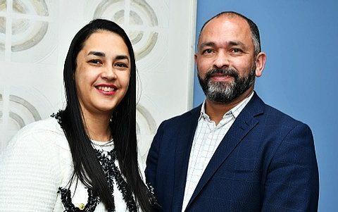 Solange e Fábio Santos celebram vinte anos de união e oito de parceria frente à Union Life