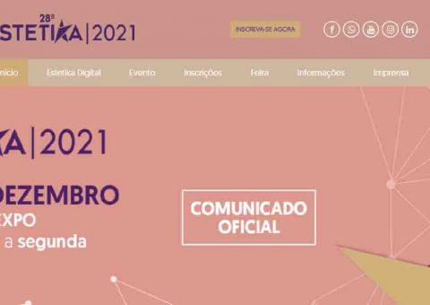 Estetika 2021 confirma datas