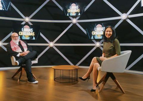 Claudia Raia e Antonio Fagundes participam do Linhas Cruzadas sobre Nelson Rogrigues