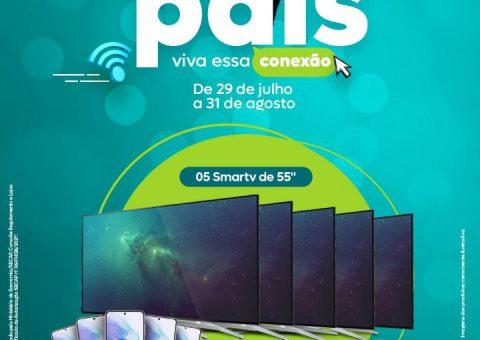Shopping Pátio Maceió comemora o Dia dos Pais repleto de novidades com a campanha especial: a viva essa conexão