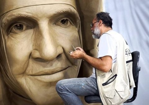 Maceió recebe exposição inédita em homenagem à Santa Dulce