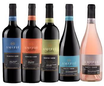 Marca brasileira lança projeto inédito, com vinhos elaborados nas quatro estações do ano, em quatro estados do País