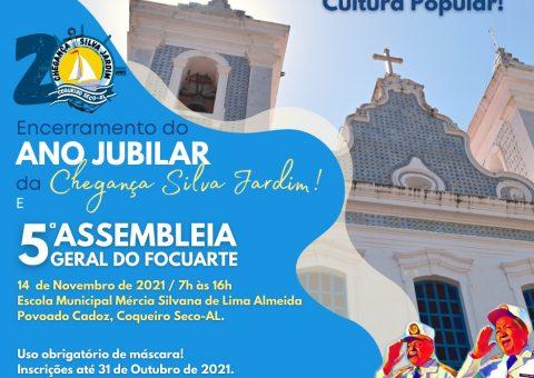 Segmentos da Cultura Popular e do Artesanato Alagoano se preparam para a 5ª Assembleia Geral do FOCUARTE!