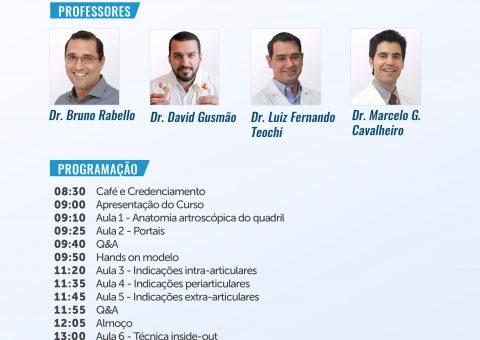 Dr. David Gusmão ministra curso em São Paulo