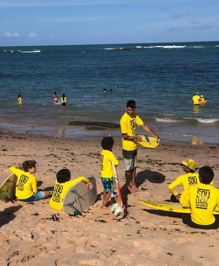 Projeto Locais da Garça realiza trabalho social e cultural com crianças e inspira talentos
