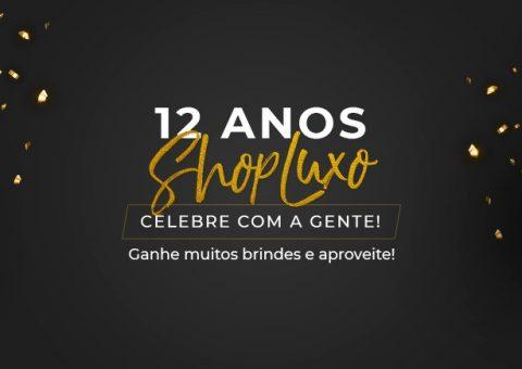 ShopLuxo celebra 12 anos com o melhor do mundo da beauté e descontos exclusivos
