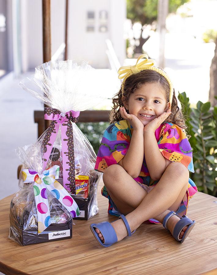 Juliette a Padaria realiza campanha com Sophie Guimarães para o dia das crianças