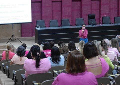 Tribunal de Contas de Alagoas promove palestra em apoio ao Outubro Rosa