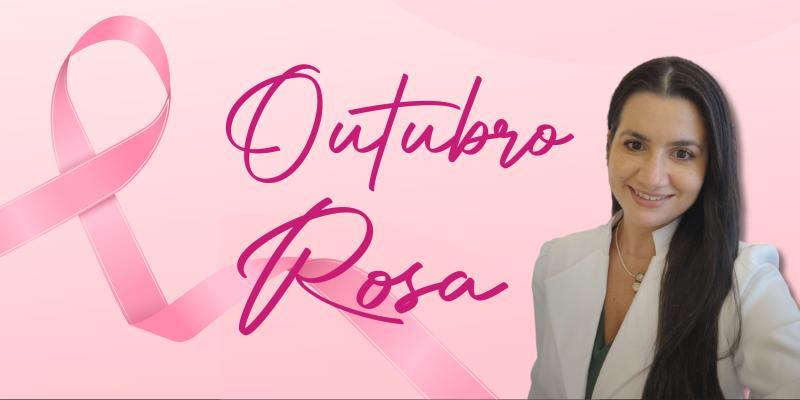 Outubro rosa: TCE/AL promove palestra de conscientização com médica mastologista